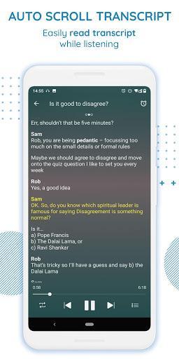 Learn English Listening by Conversation - عکس برنامه موبایلی اندروید
