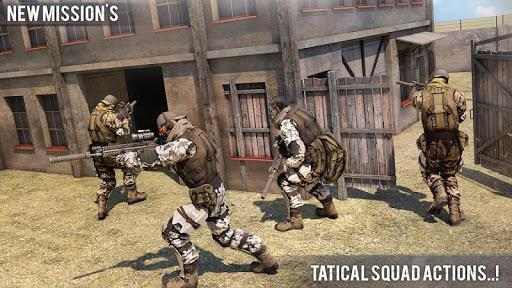 New Commando Shooter Arena: New Games 2020 - عکس بازی موبایلی اندروید