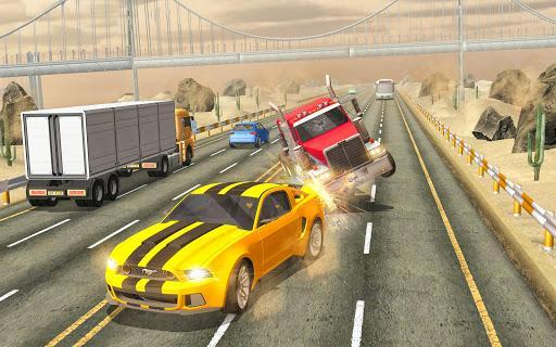 Real Highway Car Racing :New Car Racing Games 2021 - عکس بازی موبایلی اندروید