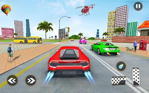 Helicopter Robot Car Game – Bike Robot games 2021 - عکس برنامه موبایلی اندروید