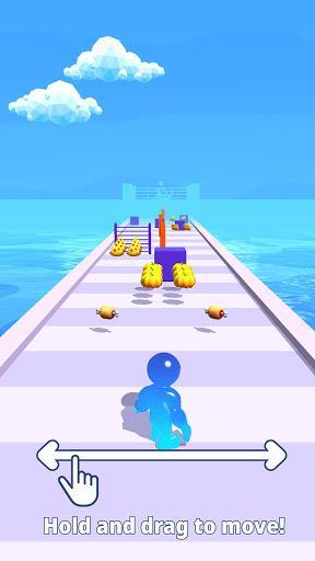 Blob n Giant: Blob Clash Runner 3D - عکس بازی موبایلی اندروید