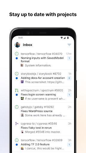 GitHub - عکس برنامه موبایلی اندروید