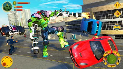 Incredible Monster Hero Robot Battle - عکس بازی موبایلی اندروید