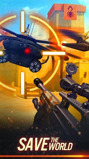 Sniper X - عکس بازی موبایلی اندروید