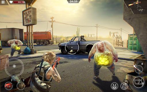 Left to Survive: Dead Zombie Shooter. Apocalypse – کشتن زامبی - عکس بازی موبایلی اندروید