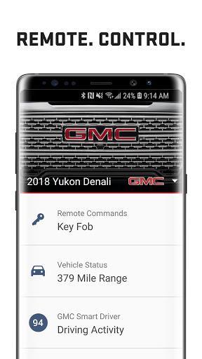 myGMC - عکس برنامه موبایلی اندروید