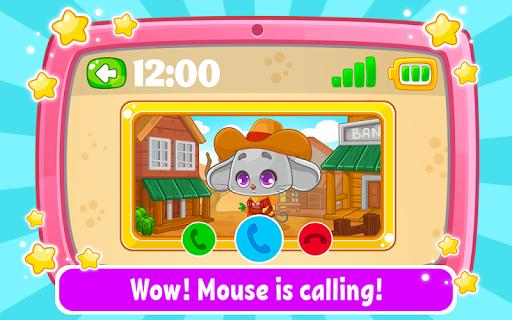 Babyphone & tablet - baby learning games, drawing - عکس بازی موبایلی اندروید