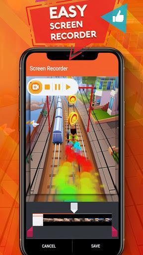 Screen Recorder - عکس برنامه موبایلی اندروید