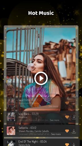 Slideshow Maker: Slideshow - عکس برنامه موبایلی اندروید