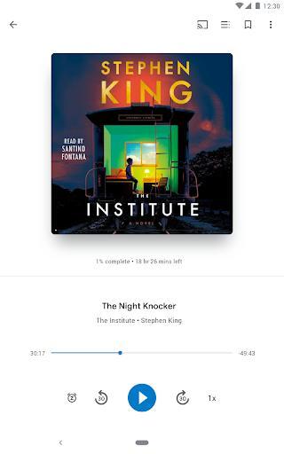 Google Play Books & Audiobooks - عکس برنامه موبایلی اندروید