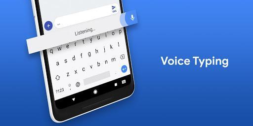 Gboard - the Google Keyboard - عکس برنامه موبایلی اندروید
