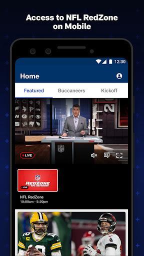 NFL - عکس برنامه موبایلی اندروید