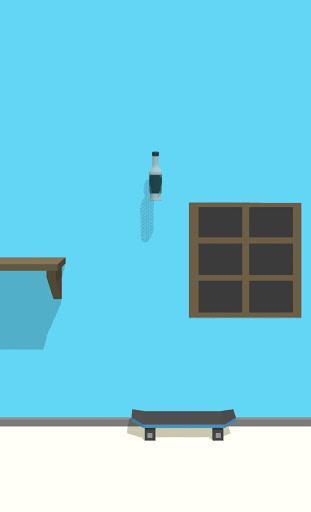 Bottle Jump Flip 3D - عکس بازی موبایلی اندروید