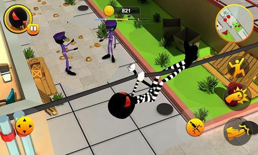 Jailbreak Escape - Stickman's Challenge - عکس بازی موبایلی اندروید