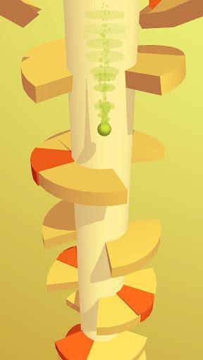 Helix Jump - پرش مارپیچ - عکس بازی موبایلی اندروید