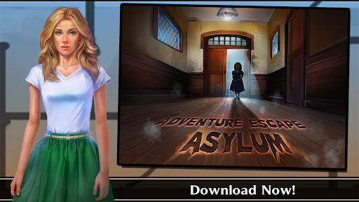 Adventure Escape: Asylum - عکس بازی موبایلی اندروید