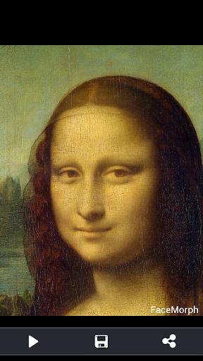 Face Morph - عکس برنامه موبایلی اندروید