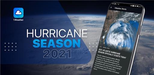 1Weather:Widget Forecast Radar - عکس برنامه موبایلی اندروید