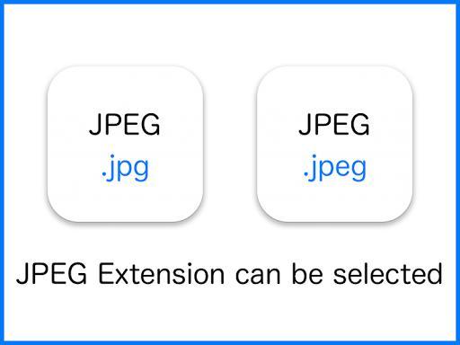 JPEG / PNG Image File Converter - عکس برنامه موبایلی اندروید