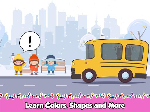 Baby Games for 2,3,4 year old kids - عکس بازی موبایلی اندروید