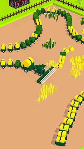 Harvest.io – Farming Arcade in 3D - عکس بازی موبایلی اندروید