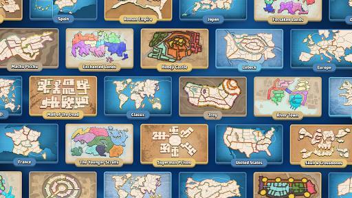 RISK: Global Domination - عکس بازی موبایلی اندروید