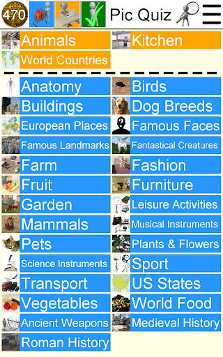 Pic Quiz - عکس بازی موبایلی اندروید
