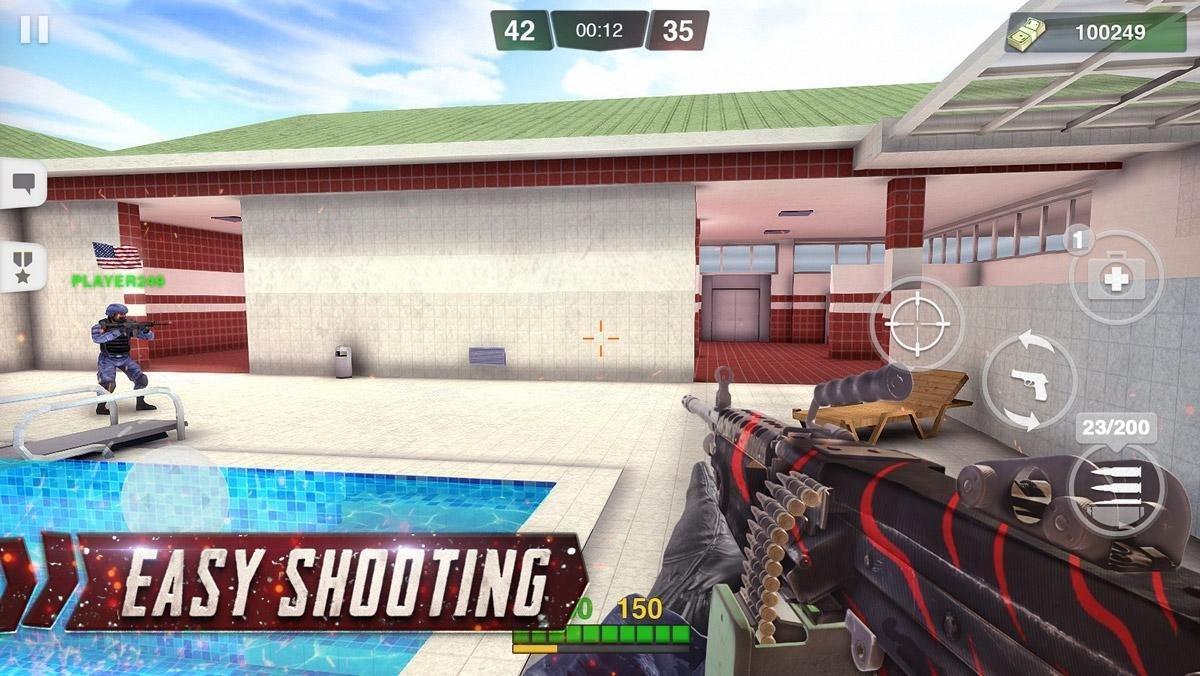 نیروی ویژه (آنلاین) - عکس بازی موبایلی اندروید