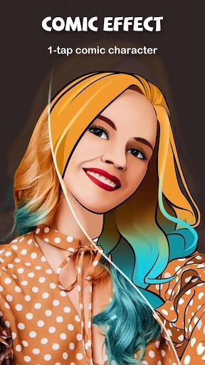 OPixels - photo editor of comic art & face aging - عکس برنامه موبایلی اندروید