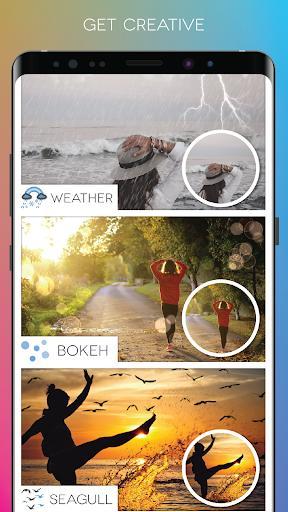 فتوژنیک : ویرایش عکس - عکس برنامه موبایلی اندروید