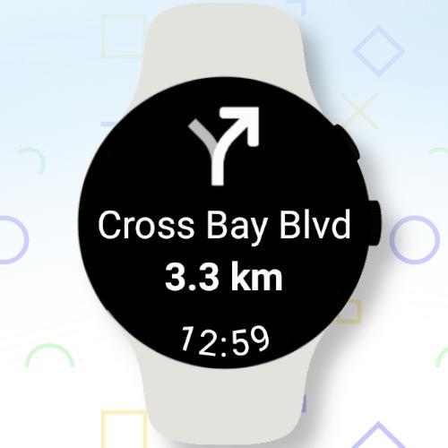 Navigation Wear - عکس برنامه موبایلی اندروید