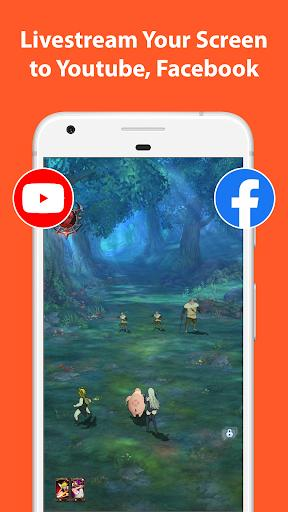AZ Screen Recorder  - ضبط ویدیو از صفحه گوشی - عکس برنامه موبایلی اندروید