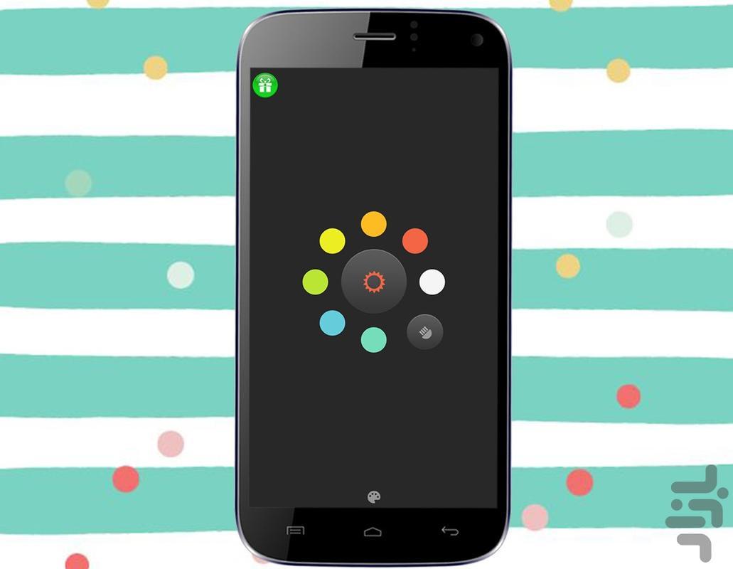 چراغ قوه پرنور - Image screenshot of android app