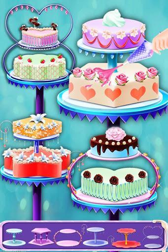 Cake Cooking Shop - عکس بازی موبایلی اندروید
