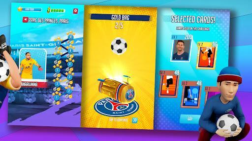 PSG Soccer Freestyle 2022 - عکس بازی موبایلی اندروید