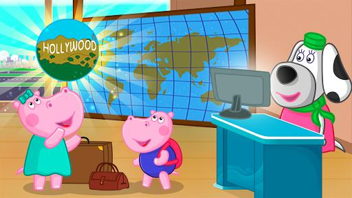 Airport Professions: Fascinating games - عکس بازی موبایلی اندروید
