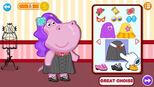 Hair Salon: Fashion Games for Girls - عکس بازی موبایلی اندروید