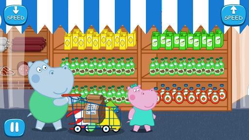 Kids Supermarket: Shopping mania - عکس بازی موبایلی اندروید
