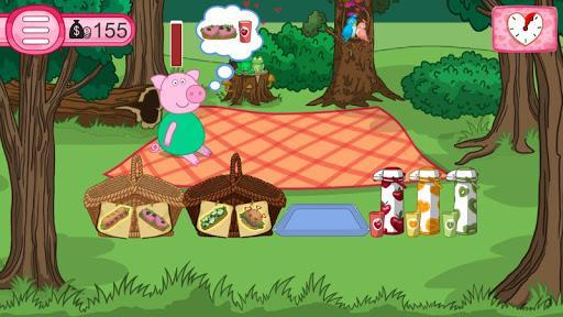 Cooking games: Valentine's cafe for Girls - عکس بازی موبایلی اندروید