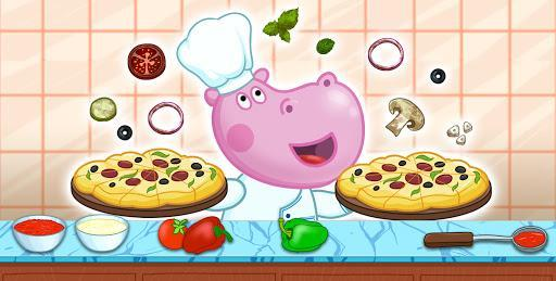Pizza maker. Cooking for kids - عکس بازی موبایلی اندروید