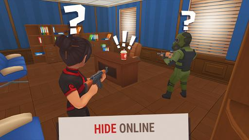 Hide Online - Hunters vs Props - عکس بازی موبایلی اندروید