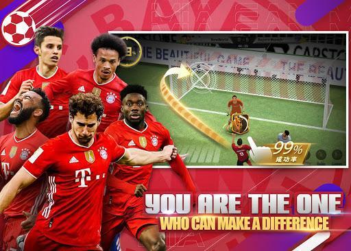 Champions Manager Mobasaka: 2021 New Football Game - عکس بازی موبایلی اندروید