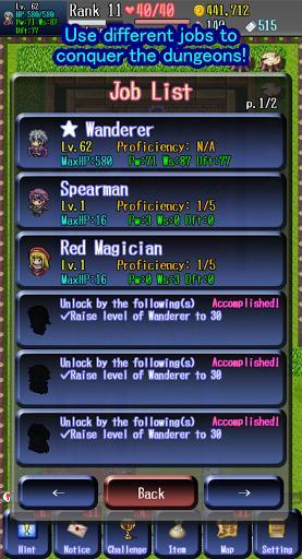 Eternal Rogue: Dungeon RPG - عکس بازی موبایلی اندروید