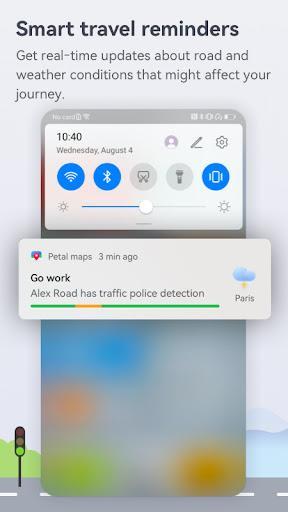 Petal Maps - Live GPS, Travel, Navigate & Traffic - عکس برنامه موبایلی اندروید