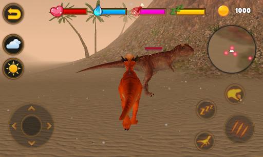 Talking Stygimoloch - عکس برنامه موبایلی اندروید