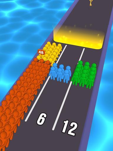 Giant Rush! - عکس بازی موبایلی اندروید