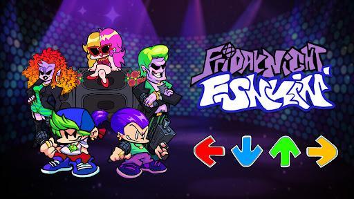 FNF Music Battle Beat Fire - عکس برنامه موبایلی اندروید
