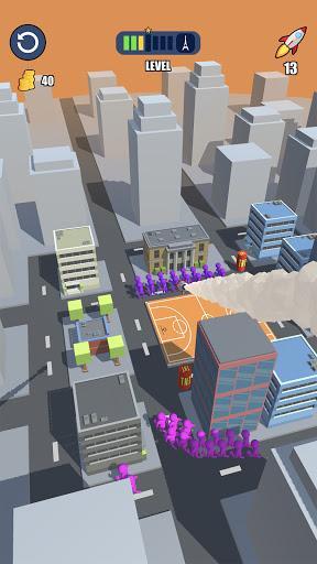 Gang Blast - عکس بازی موبایلی اندروید