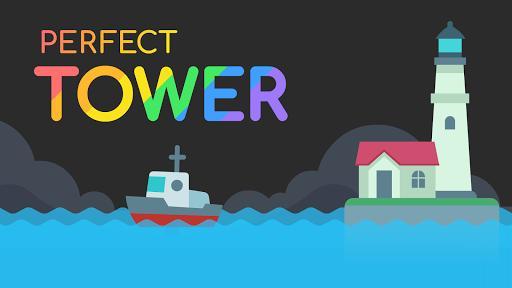 Perfect Tower - برج بینقص - عکس بازی موبایلی اندروید