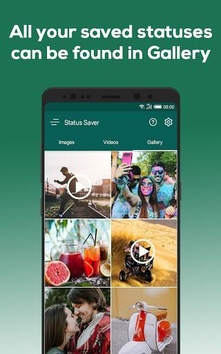 Status Saver for WhatsApp - عکس برنامه موبایلی اندروید